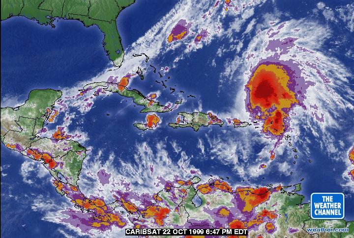 Caribbean Weather Map Live.Live Weather Radar Puerto Rico Www Imagessure Com